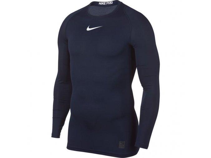 Thermo triko Nike Top Compression s dlouhým rukávem 838077 451