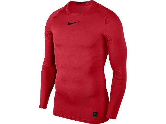 Thermo triko Nike Top Compression s dlouhým rukávem 838077 657