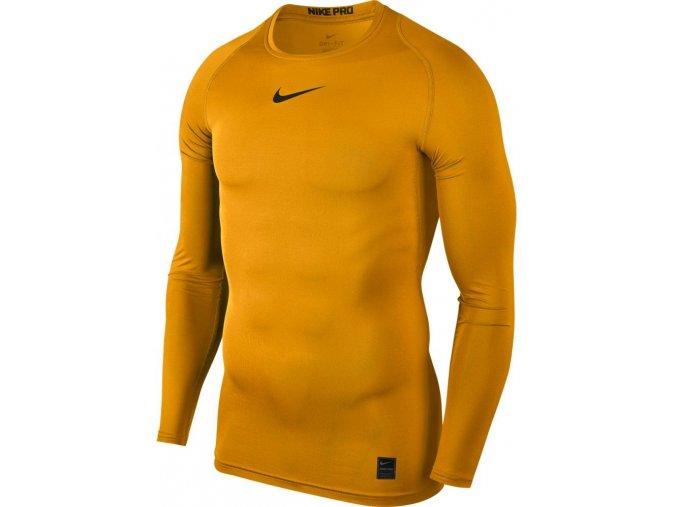 Thermo triko Nike Top Compression s dlouhým rukávem 838077 739