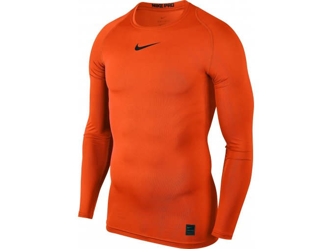 Thermo triko Nike Top Compression s dlouhým rukávem 838077 819
