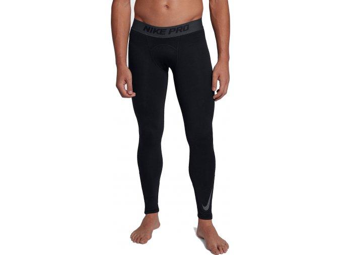 Pánské thermo kalhoty Nike Pro Therma 929711 010