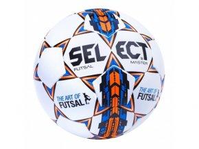 Futsalový míč Select FB Futsal Master / bílo modrá