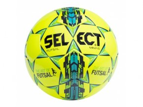 Futsalový míč Select FB Futsal Mimas / modro žlutá