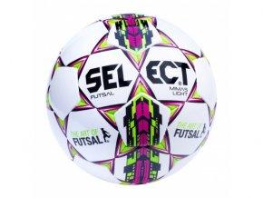 Futsalový míč Select FB Futsal Mimas Light / bílo zelená
