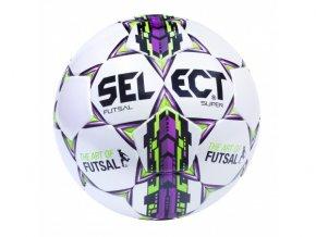 Futsalový míč Select FB Futsal Super / bílo fialová
