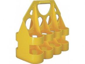 Nosič pro 8 ks lahví plastový