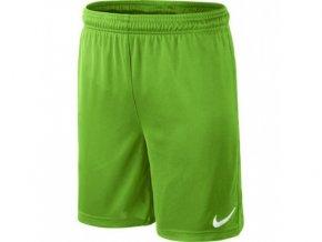 Dětské šortky Nike PARK KNIT BOYS SHORT WB 448262 350