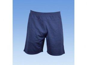 Fotbalové šortky bez loga - tmavě modrá