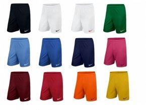 Dětské šortky Nike PARK II KNIT BOYS SHORT NB 725988 / set 15 ks
