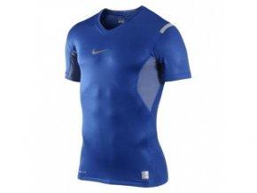 Thermo triko Nike PRO VAPOR SS V-NECK TOP 359251 493