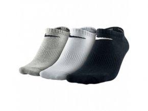 Ponožky Nike 3PPK LIGHTWEIGHT NO SHOW SX4705 901