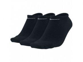 Ponožky Nike 3PPK VALUE NO SHOW SX2554 001
