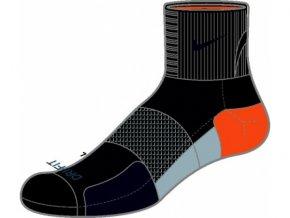 Ponožky Nike NEW NIKE ELITE RUNNING QT SMLX SX3606 011