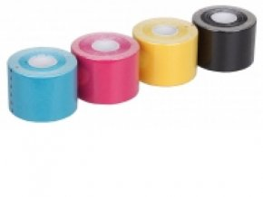 Tejpovací páska Kinesio tape, extra lepivost 5m