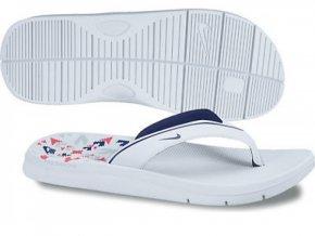 Dámské pantofle Nike WMS CELSO GIRL SOLARSOFT THONG 431892 100