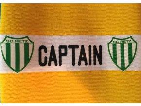 Kapitánská páska s potiskem