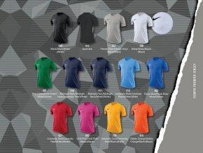 Sada dresů Nike Tiempo Premier - krátký rukáv 894230