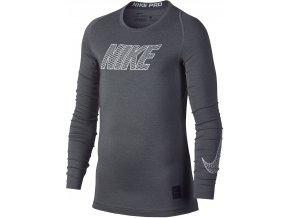 Thermo triko Nike Top Compression s dlouhým rukávem 858232 065