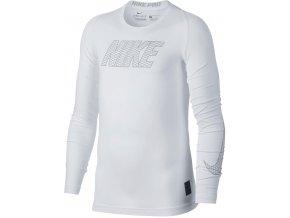 Thermo triko Nike Top Compression s dlouhým rukávem 858232 100