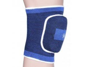 Bandáž koleno LS5706 elastická, pěnový chránič (set 2 ks)