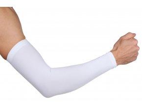 Premium Arm kompresní návleky na ruce bílá