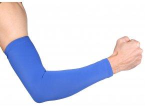 Premium Arm kompresní návleky na ruce modrá