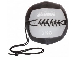 Wall Ball Classic posilovací míč 3 kg
