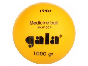 BM P plastový medicinální míč