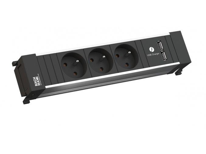 BACHMANN PF4 USB 3x230