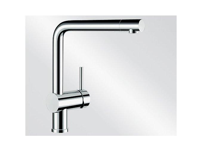 Kuchyňská vodovodní baterie Blanco LINUS chrom lesk 514019