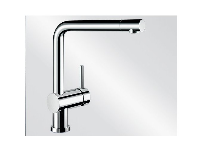 Kuchyňská vodovodní baterie Blanco LINUS-F chrom lesk 514025