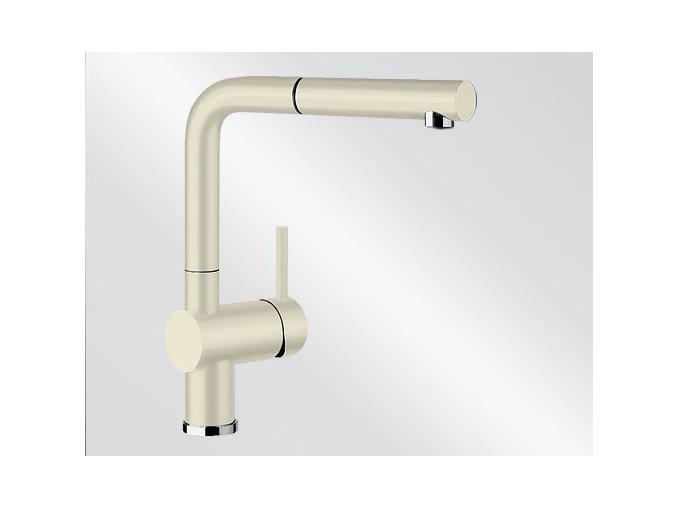 Kuchyňská vodovodní baterie Blanco LINUS-S silgranit jasmín 516693