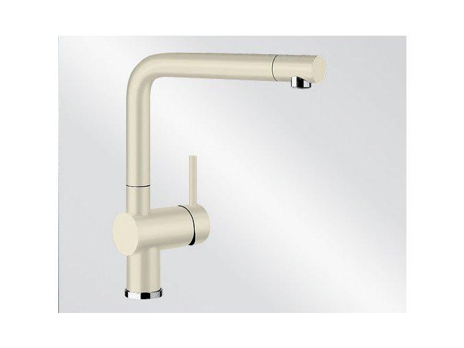 Kuchyňská vodovodní baterie Blanco LINUS silgranit jasmín 516703