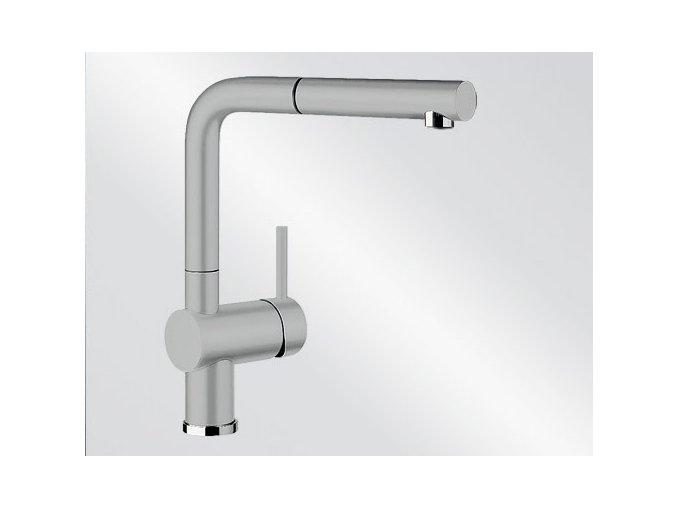Kuchyňská vodovodní baterie Blanco LINUS-S Keramika-look aluminium 516709