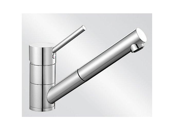 Kuchyňská vodovodní baterie Blanco ANTAS-S ND chrom beztlaková 516764