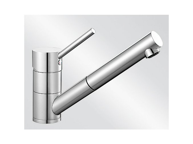 Kuchyňská vodovodní baterie Blanco ANTAS-S ND chrom lesk beztlaková 516764