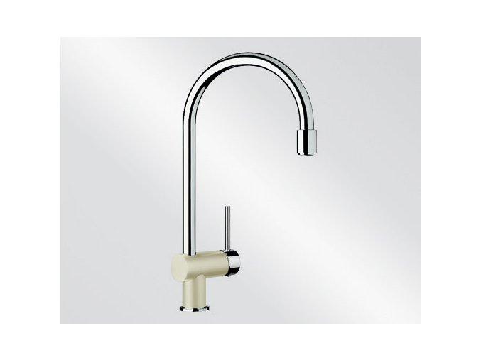 Kuchyňská vodovodní baterie Blanco FILO-S silgranit jasmín/chrom lesk 512755