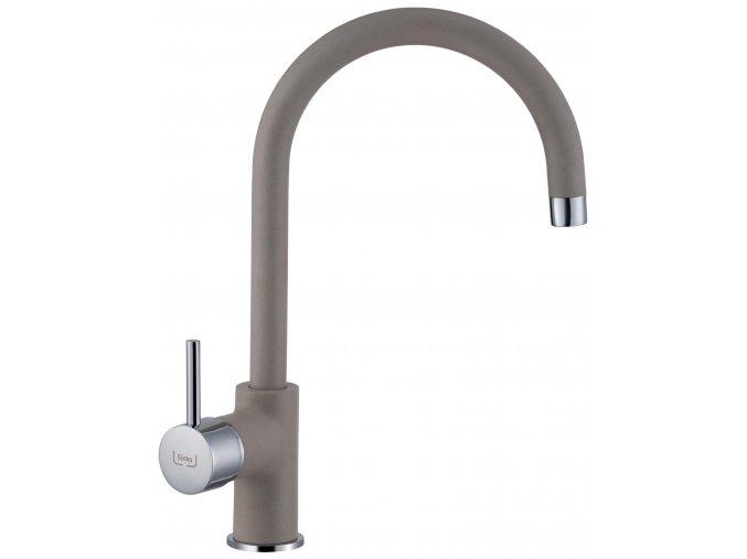 Kuchyňská vodovodní baterie Sinks VITALIA - 54 Truffle