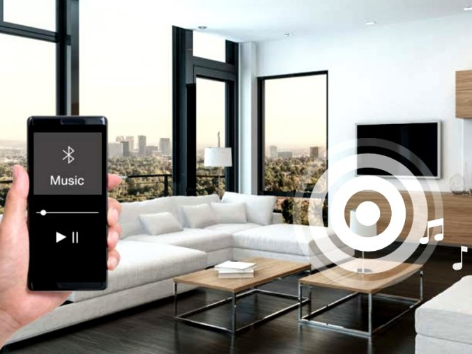 Bluetooth audiosystem Bachmann INTUBLU 944.000 image