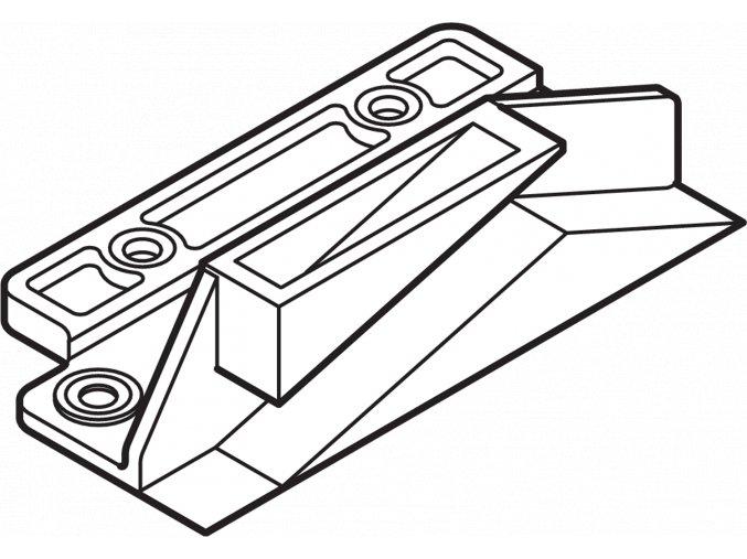 Adapter pro centralni zamek anx