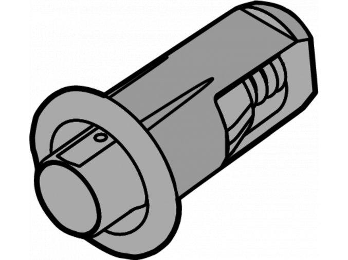 Distancní doraz Blum 5mm