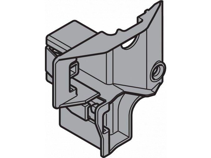mechanizmus vyhazovace blum servo drive Z10A3H00