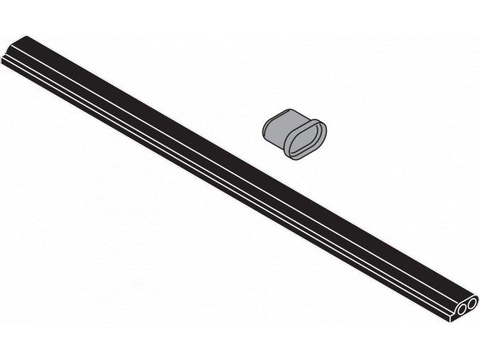 rozvodny kabel servo drive blum 8 m Z10K800AE
