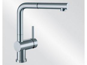 Kuchyňská vodovodní baterie Blanco LINUS-S-F nerez imitace 514024