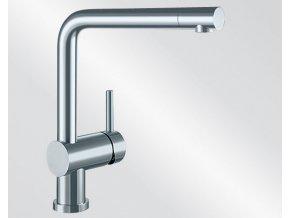 Kuchyňská vodovodní baterie Blanco LINUS-F nerez imitace 514026