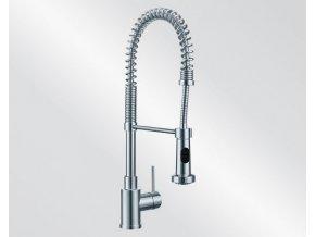 Kuchyňská vodovodní baterie Blanco MASTER-S Semi-Profi nerez imitace 514247