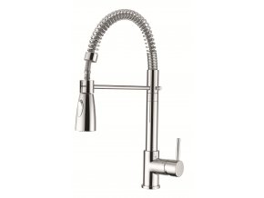 Kuchyňská vodovodní baterie Sinks MIX 35 PROF S lesklá