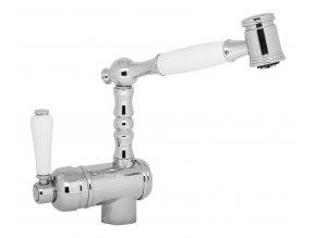 Kuchyňská vodovodní baterie Sinks RETRO 200 S lesklá