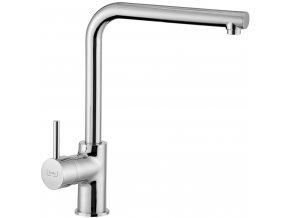Kuchyňská vodovodní baterie Sinks ELKA lesklá