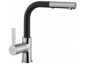 Kuchyňská vodovodní baterie Sinks ENIGMA S - 74 Metalblack